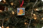 Come Holy Spirit-Ron Roth Prism Ornament